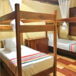 belize river lodge room